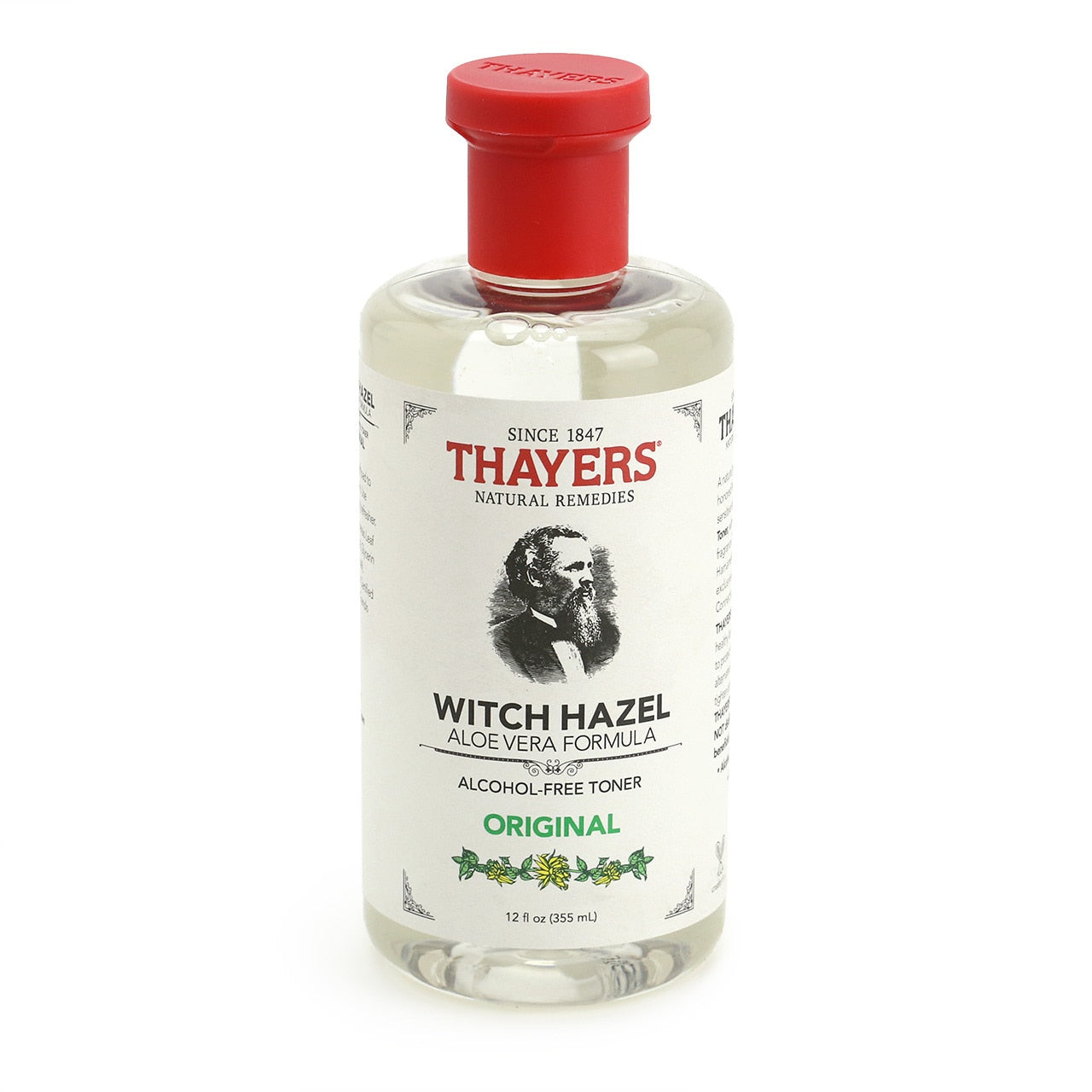 Thayers - Original Alcohol Free Witch Hazel Facial Toner All Things Being Eco