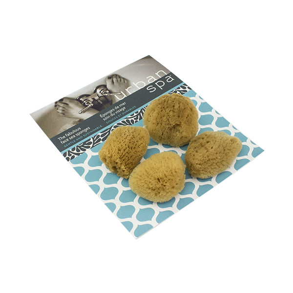 Urban Spa The Fabulous Face Sea Sponges Sustainable
