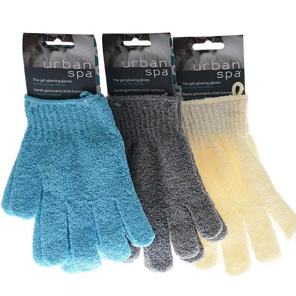 Urban Spa Body Polishing Get Glowing Gloves