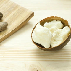 All Things Being Eco - Bulk Organic Refined Shea Butter Bulk Skincare Ingredients For DIY Projects
