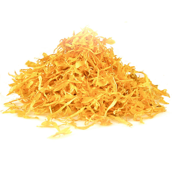 All Things Being Eco - Bulk Dried Calendula Petals Zero Waste Chilliwack