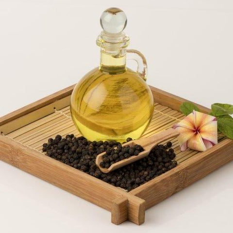 All Things Being Eco - Organic Black Pepper Bulk Essential Oil