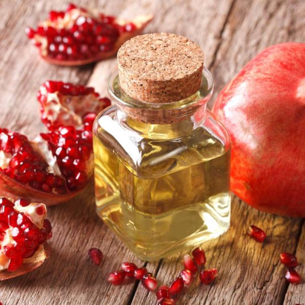 All Things Being Eco Bulk Organic Pomegranate Carrier Oil