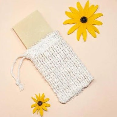 All Things Being Eco - Sustainable Sisal Soap Saver All Things Being Eco