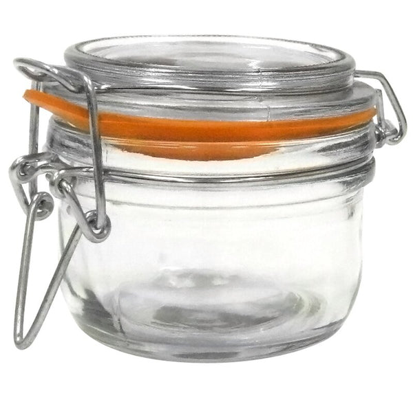 Anchor Hocking - 5.41oz Mini Hermes Clip Top Jar