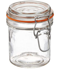 Anchor Hocking - Mini Hermes Clip Top Jar