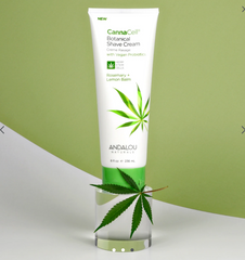 Andalou Naturals - CannaCell Botanical Shave Cream