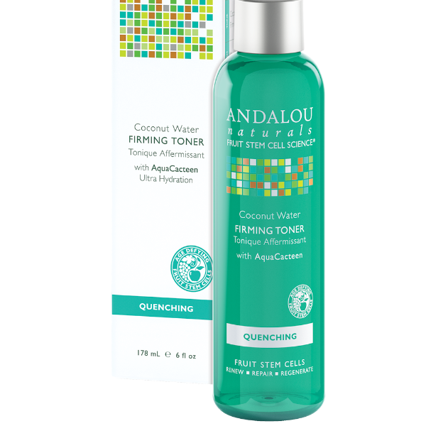 Andalou Naturals - Quenching - Coconut Water Firming Toner