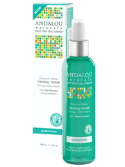Andalou Naturals - Quenching - Coconut Water Firming Toner organic skincare