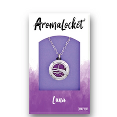 AromaLocket - Aromatherapy Locket Mini All Things Being Eco Chilliwack Luna
