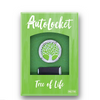 AromaLocket - Aromatherapy AutoLocket Auto Air Freshener All Things Being Eco