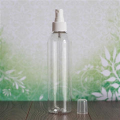 All Things Being Eco - PET Clear Plastic Bullet Spray Bottle