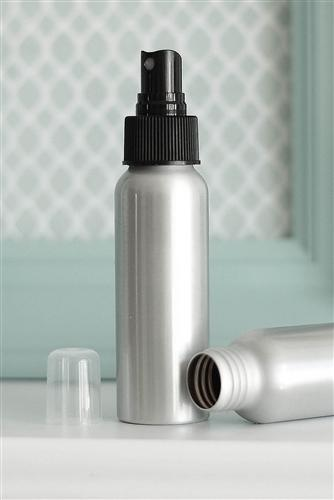 All Things Being Eco 80ml Aluminum Spray Bottle