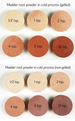 All Things Being Eco - Madder Root Powder Zero Waste Bulk Ingredients