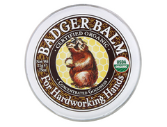 Badger - Badger Balm For Hardworking Hands 21g All Things Being Eco Organic Skincare