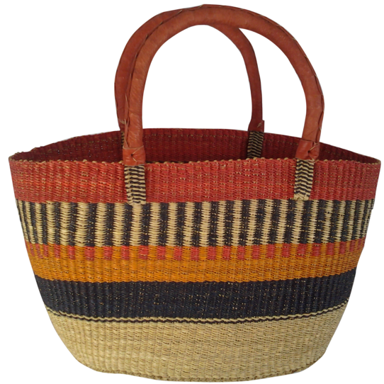 Baraka Basket - Heavy Duty Oval Basket