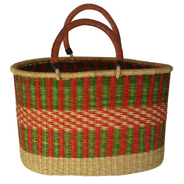 Baraka Basket - Large Oval Basket