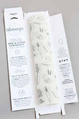Abeego 3 Variety Beeswax Food Wrap Instructions
