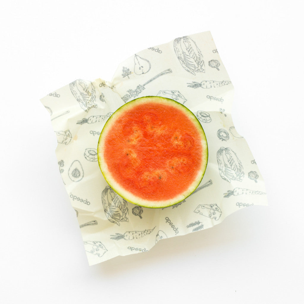 Abeego - 3 Medium Beeswax Food Wrap