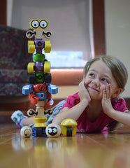 BeginAgain - Tinker Totter Robots Eco Friendly Toys