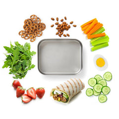 Bits Kits - Stainless Steel Container All Things Being Eco Chilliwack Plastic Free Food Storage