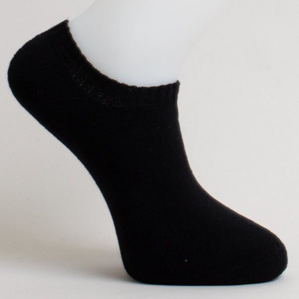 Blue Sky - Men's Activewear Bamboo Ankle Sock Antibacterial Socks All Things Being Eco