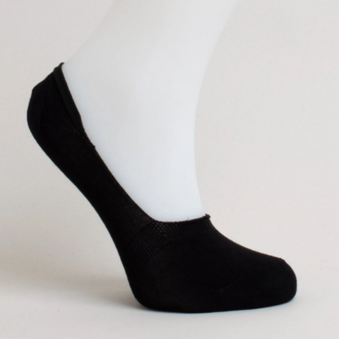 Blue Sky - Ladies No-Show Bamboo Sock Liner Natural Footwear All Things Being Eco