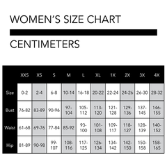 Blue Sky - La Gaunche Plus Bamboo Underwear Size Chart All Things Being Eco Chilliwack