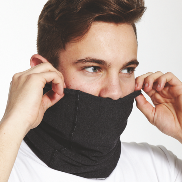 Brandwear - PPE Youth Bamboo Buffee Reusable Fabric Face Mask All Things Being Eco Chilliwack