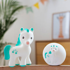 CaaOcho - Mira The Unicorn Teether Ball