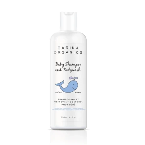 Carina Organics - Baby Shampoo & Body Wash Refill All Things Being Eco Zero Waste Chilliwack Refillery