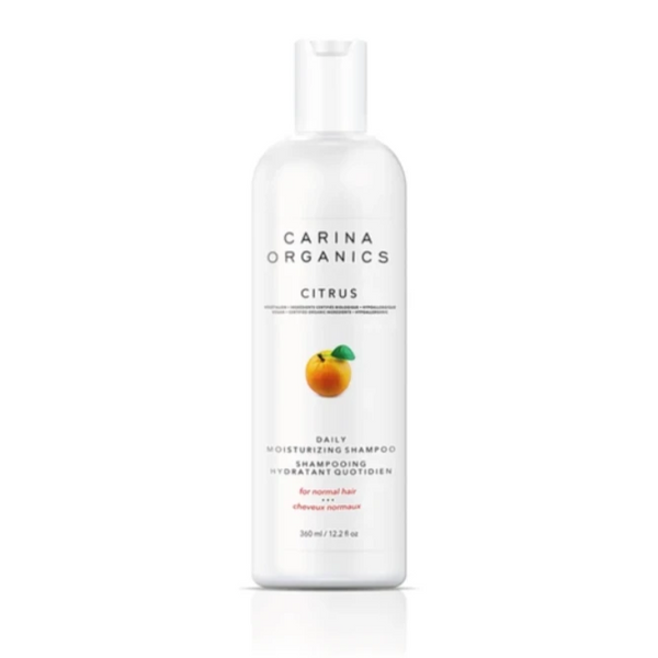 Carina Organics - Citrus Daily Moisturizing Shampoo Refill All Things Being Eco Chilliwack