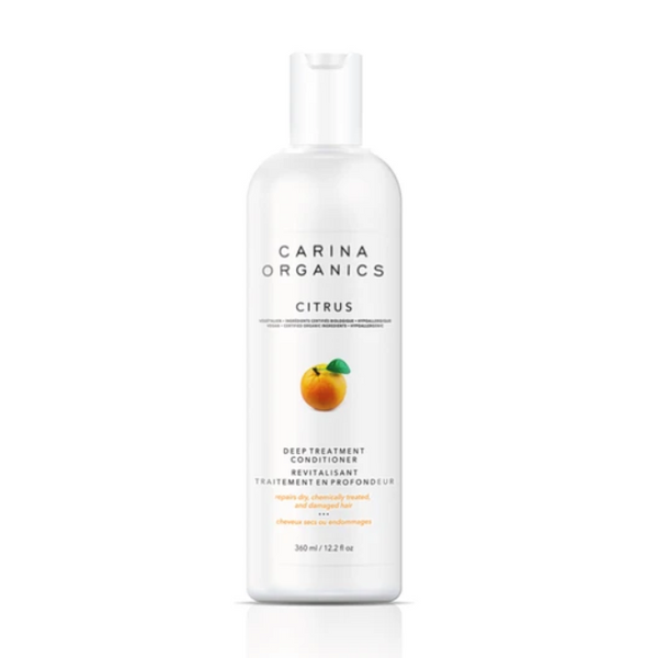 Carina Organics - Citrus Deep Treatment Conditioner Refill All Things Being Eco Chilliwack