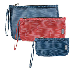 ChicoBag - Reusable Travel Zip Bags (3Pack)