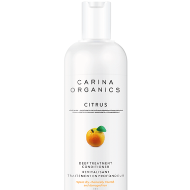 Carina Organics - Citrus Deep Conditioner All Things Being Eco Zero Waste Hair Care