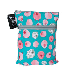 Colibri - Double Duty Reusable Mini Wet Bag Made in Canada All Things Being Eco