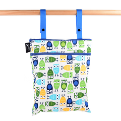 Colibri - Reusable Made in Canada Multi Use Double Duty Wet Bag