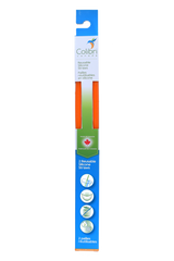 Colibri - 2 Pack Reusable Silicone Straws All Things Being Eco Chilliwack zero Waste Specialty Store Orange