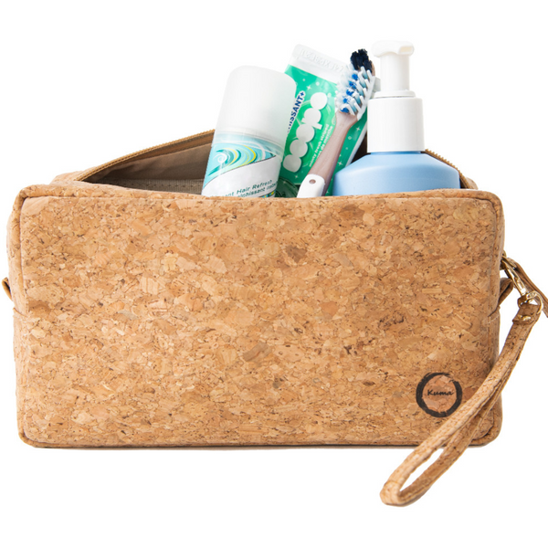 Kuma Eyewear - Cork Dopp Kit