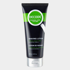 Decode Shaving Lotion Canadian Made Shaving Soap