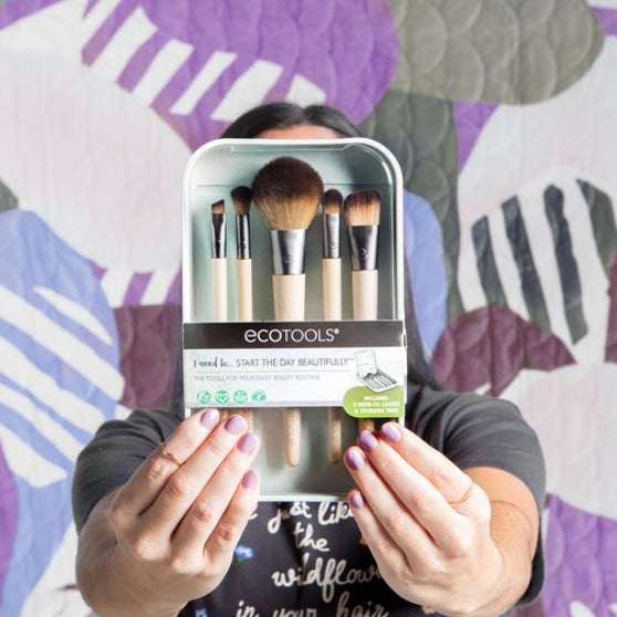 EcoTools - Start The Day Beautifully Makeup Brush Set