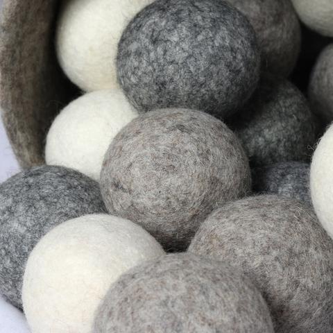 Fibres of Life - Fair Trade Wool Dryer Balls