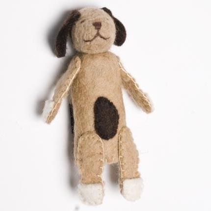 Fibres of Life - Fair Trade Wool Finger Puppets
