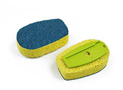 Full Circle - Suds Up Dish Sponge 2-pack Refill biodegradable
