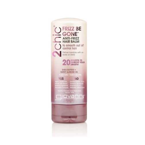 Giovanni - 2Chic Frizz Be Gone Anti-Frizz Hair Balm All Things BEING eCO cHILLIWACK