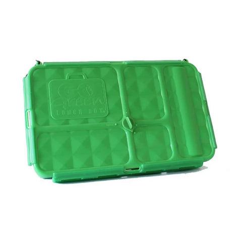 Go Green - 5 Compartment Leak-Proof Food Box Bento Box All Things Being Eco Chilliwack