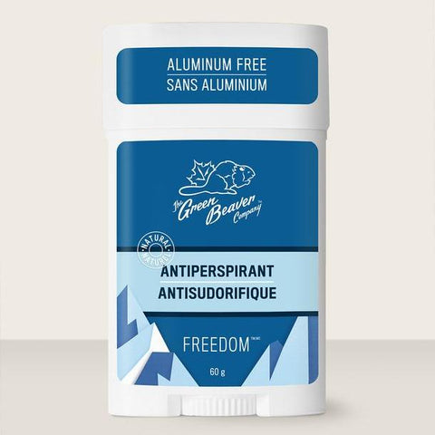 Green Beaver - Men's Freedom Aluminum Free Antiperspirant