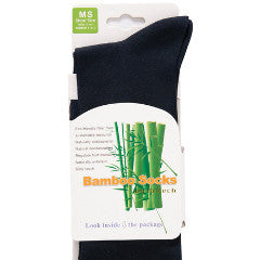 Hiltech Bamboo - Dress Socks Navy