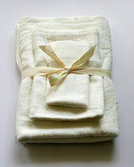 Hiltech Bamboo - Bamboo Towel Set natural