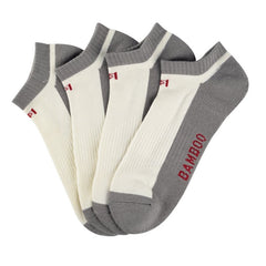 Hiltech Bamboo - Performance No Show Bamboo Socks 2 Pack